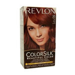 Revlon ColorSilk Beautiful Color 35 Vibrant Red
