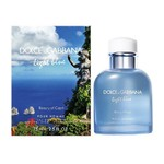 Dolce & Gabbana Light Blue Pour Homme Beauty of Capri eau de toilette 125 ml