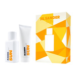 Jil Sander Sun gift set 75 ml eau de toilette + 75 ml shower gel
