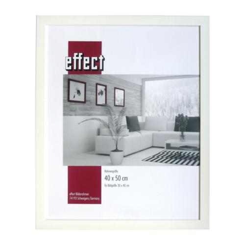 Afbeelding van Effect Profil Top Pro 40x50 hout wit kunstglas k179405005