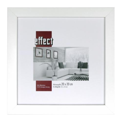 Afbeelding van Effect Profil 2210 20x20 Hout Wit 2210202005