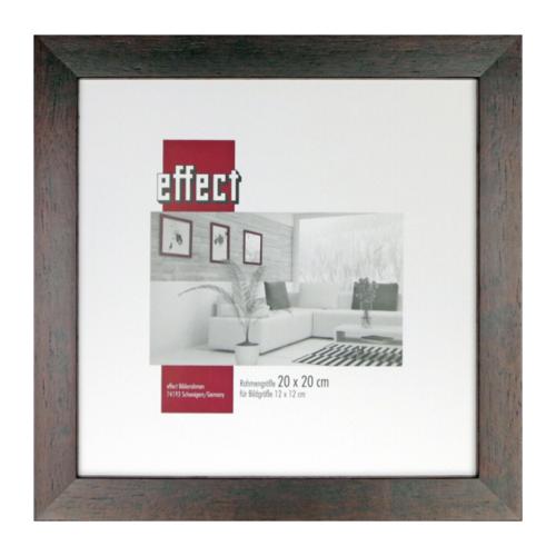 Afbeelding van Effect Profil 2210 20x20 hout wengé 2210202044