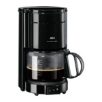 Braun KF47/1 Aromaster Classic zwart