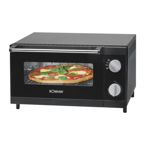 Afbeelding van Bomann MPO 2246 CB multifunctionele pizza oven