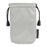 Camgloss Media Cleaning pouch Microvezel beschermzakje grijs