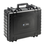 B&W Jet 6000 Pockets zwart gereedschapkoffer