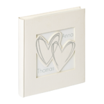 Walther With All My Heart boek 28x30,5 Huwelijk 50 pag. UH128