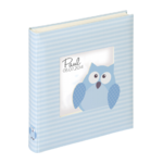 Walther Owlet 28x30,5 50 pagina's Baby l.blauw UK116L