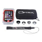 Optrix PRO Set voor iPhone 5 5S SE