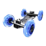 walimex pro Mini-Dolly cameraweegschaal voor DSLR
