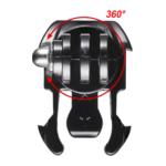 mantona 360° bevestigingsclip voor GoPro