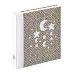 Walther Stars & Moon 28x30,5 50 pagina's baby boek UK208