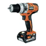 AEG BSB 14 C (2x2,0 Ah PRO Li) accu-comp.-schroef/boormachine