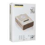 Kärcher filterzakken papier voor WD 3 Serie