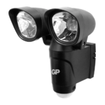 GP Lighting Safeguard 4.2 LED lamp met bewegingsmelder