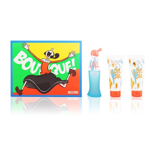 Moschino Cheap & Chic I Love Love Gift set