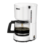 Unold Koffiezetapparaat Compact Wit