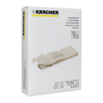 Kärcher Filterzakken Voor WD 2.200 5 stuks