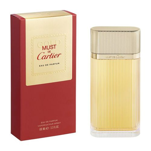 Cartier Must De Cartier Gold eau de parfum 50 ml