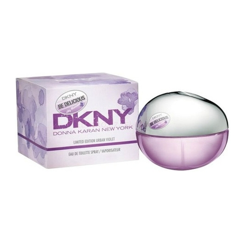 Donna Karan DKNY Be Delicious City Blossom Urban Violet eau de toilette 50 ml