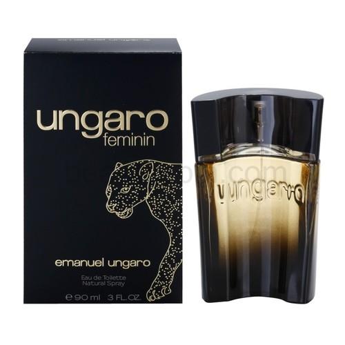 Emanuel Ungaro Feminin eau de toilette 90 ml
