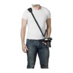 Pacsafe Carrysafe 150 GII camera sling riem zwart