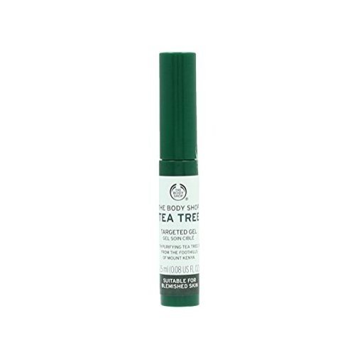 The Body Shop Tea Tree Targeted Gel 2,5 ml