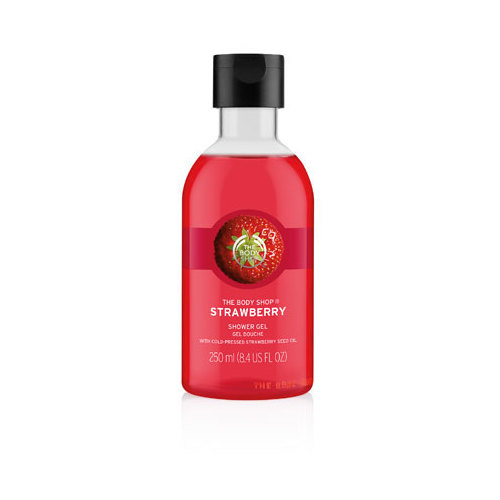 e30e4e9c1 The Body Shop Strawberry Shower Gel 250 ml kopen