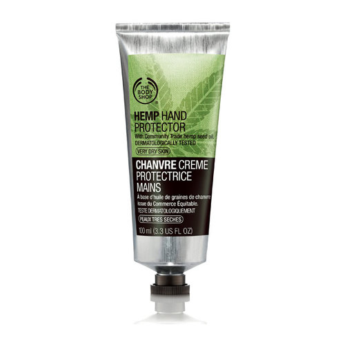 The Body Shop Hemp Hand Protector Creme 100 ml