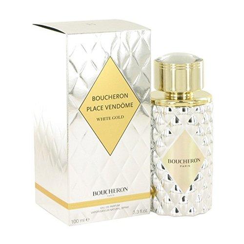 Afbeelding van Boucheron Place Vendome White Gold Eau de parfum 100 ml