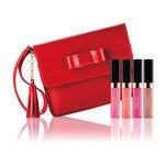 Elizabeth Arden 4x Beautiful Color Luminous Lip Gloss Set