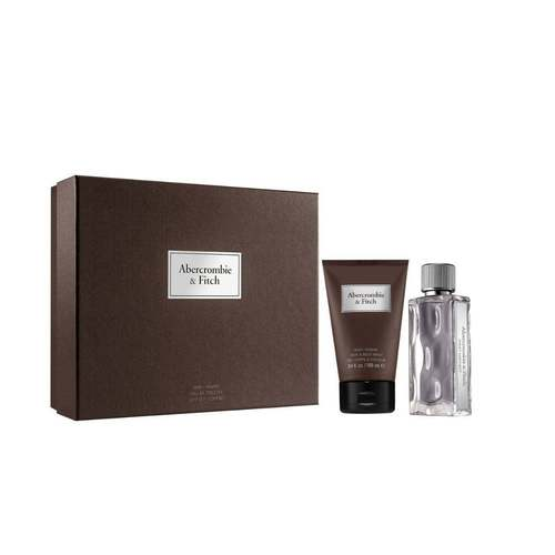 Afbeelding van Abercrombie & Fitch First Instinct Gift set