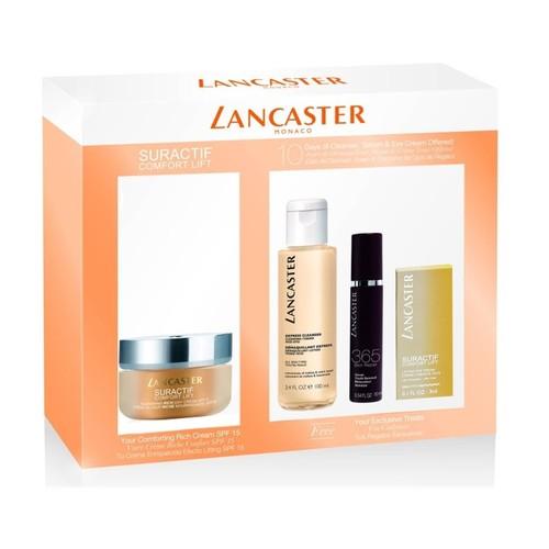 Lancaster Suractif Comfort Lift Nourishing Rich Day Cream Set 2