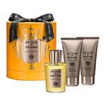Acqua Di Parma Colonia Intensa gift set 100 ml eau de cologne + 75 ml after shave balm + 75 ml shower gel