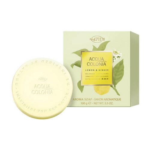 Afbeelding van 4711 Acqua Lemon & Ginger Zeep 100 gram