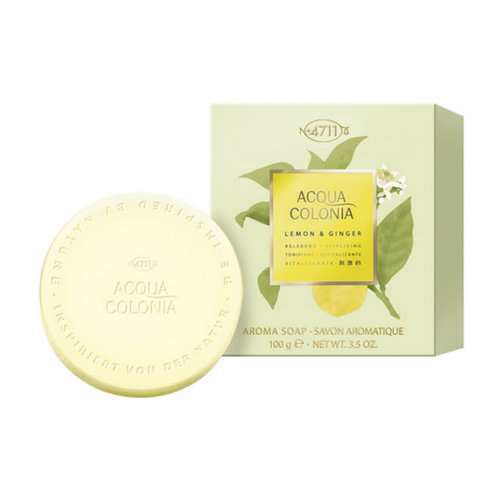 Abbildung von 4711 Acqua Lemon & Ginger Seife 100 g