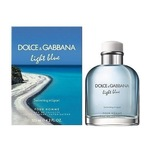 Dolce & Gabbana Light Blue Swimming In Lipari eau de toilette 40 ml