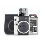 Fujifilm Instax mini 90 zwart Retro Set met film en tas