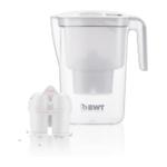 BWT 815484 Vida White waterfilterkan + 3 filterpatronen