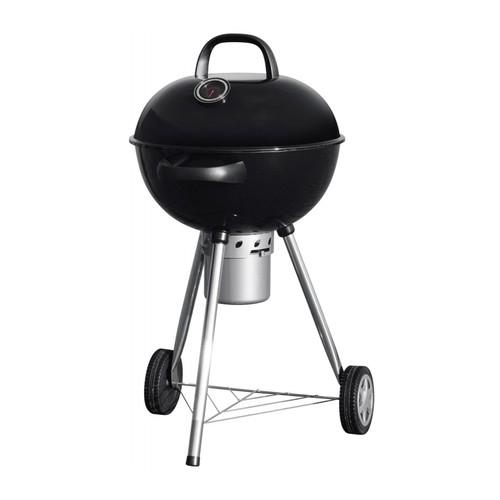 Dangrill Kettle BBQ Premium 57cm zwart