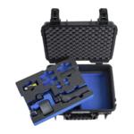 B&W Outdoor Case Type 3000/B zwart DJI Osmo Mobile Inlay