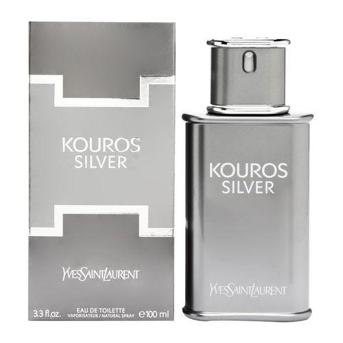 Yves Saint Laurent Kouros Silver Eau de toilette 100 ml