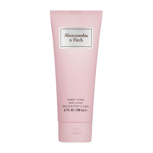 Afbeelding van Abercrombie & Fitch First Instinct for women Body lotion 200 ml
