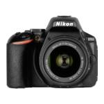 Nikon D5600 Kit + AF-P 18-55 VR DX