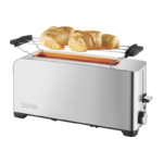 Unold 38316 Toaster RVS