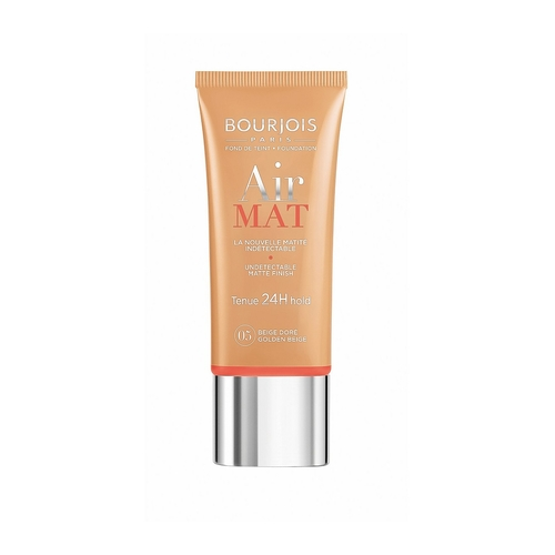 Afbeelding van Bourjois Air Mat Undetectable Matte Finish Foundation 30 ml 05 Golden Beige