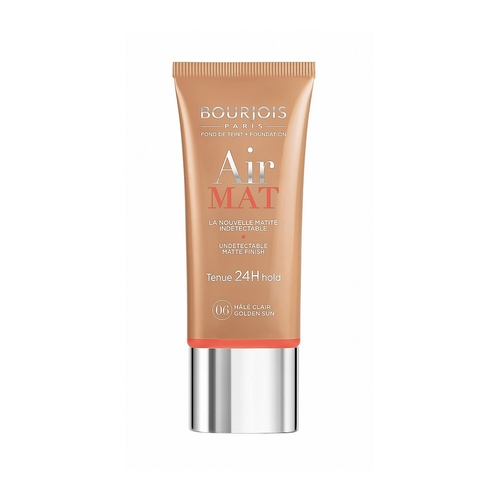 Afbeelding van Bourjois Air Mat Undetectable Matte Finish Foundation 30 ml 06 Golden Sun