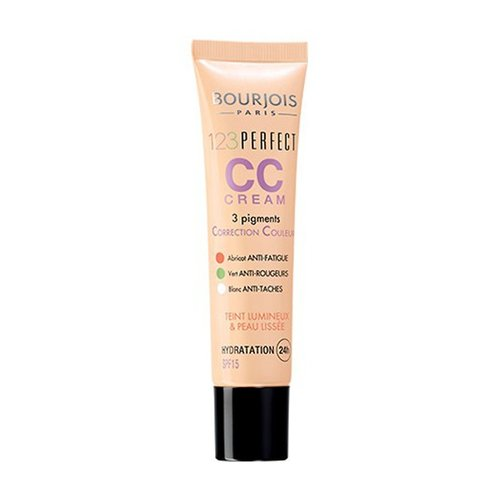 Afbeelding van Bourjois 123 Perfect CC Cream 30 ml 34 Bronze