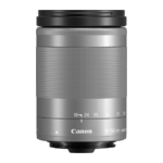 Canon EF-M 3,5-6,3/18-150 IS STM zilver