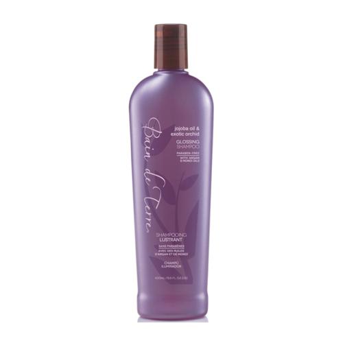 Afbeelding van Bain De Terre Jojoba Oil & Exotic Orchid Glossing Shampoo 400 ml